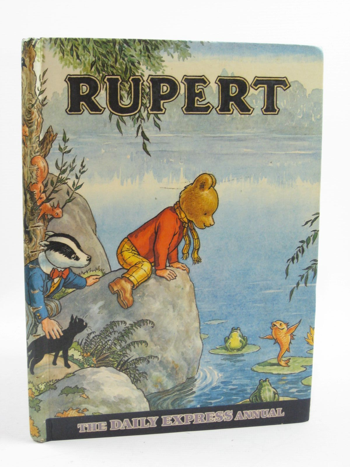 Photo of RUPERT ANNUAL 1969 written by Bestall, Alfred illustrated by Bestall, Alfred published by Daily Express (STOCK CODE: 1507548)  for sale by Stella & Rose's Books