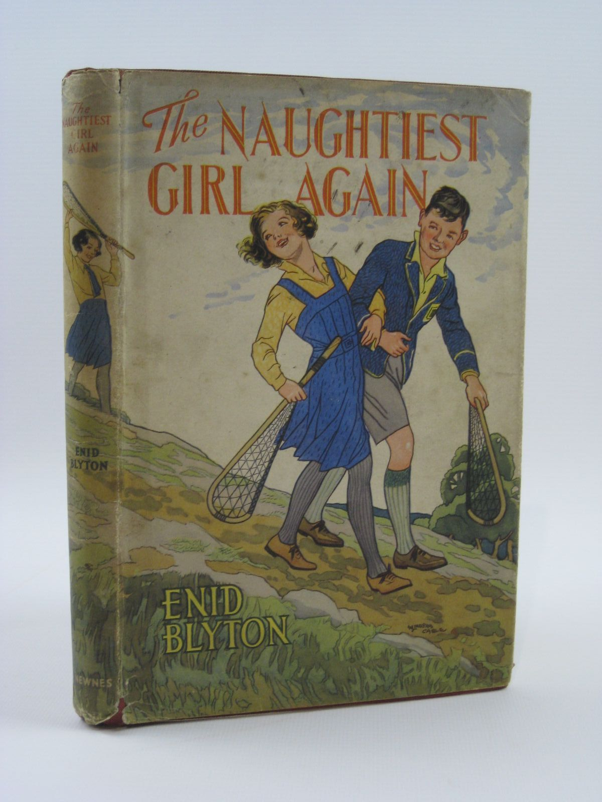 Photo of THE NAUGHTIEST GIRL AGAIN- Stock Number: 1507563