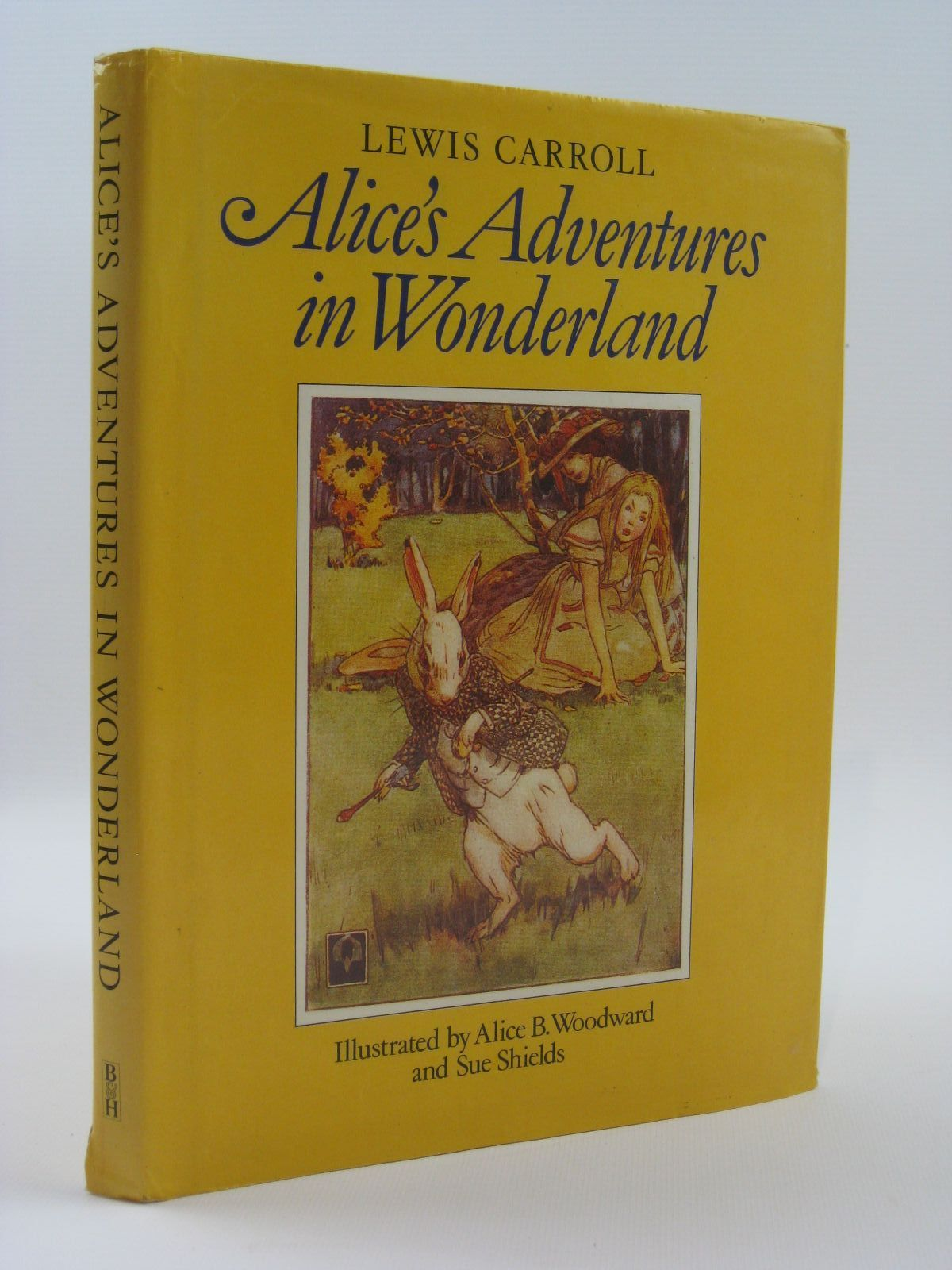 Photo of ALICE'S ADVENTURES IN WONDERLAND written by Carroll, Lewis illustrated by Woodward, Alice B.<br />Shields, Sue published by Bell &amp; Hyman Ltd. (STOCK CODE: 1507570)  for sale by Stella & Rose's Books