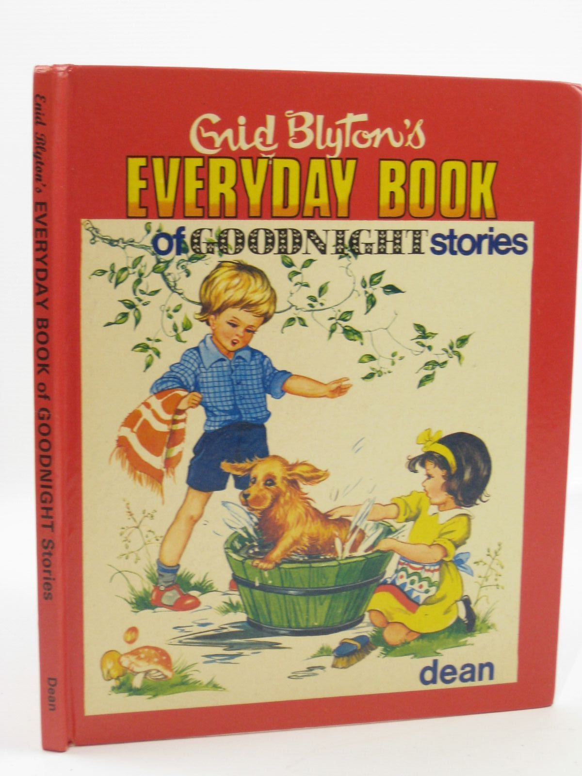 Photo of ENID BLYTON'S EVERYDAY BOOK OF GOODNIGHT STORIES written by Blyton, Enid illustrated by Cloke, Rene published by Dean & Son Ltd. (STOCK CODE: 1507614)  for sale by Stella & Rose's Books