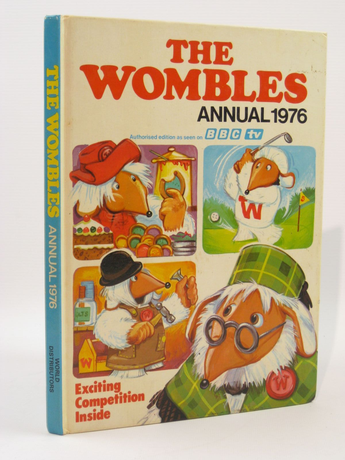 Photo of THE WOMBLES ANNUAL 1976- Stock Number: 1507646