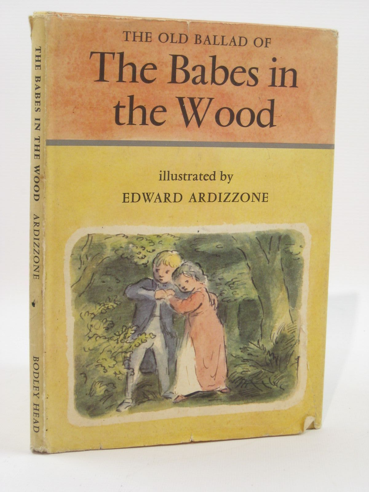 Photo of THE OLD BALLAD OF THE BABES IN THE WOOD- Stock Number: 1507648