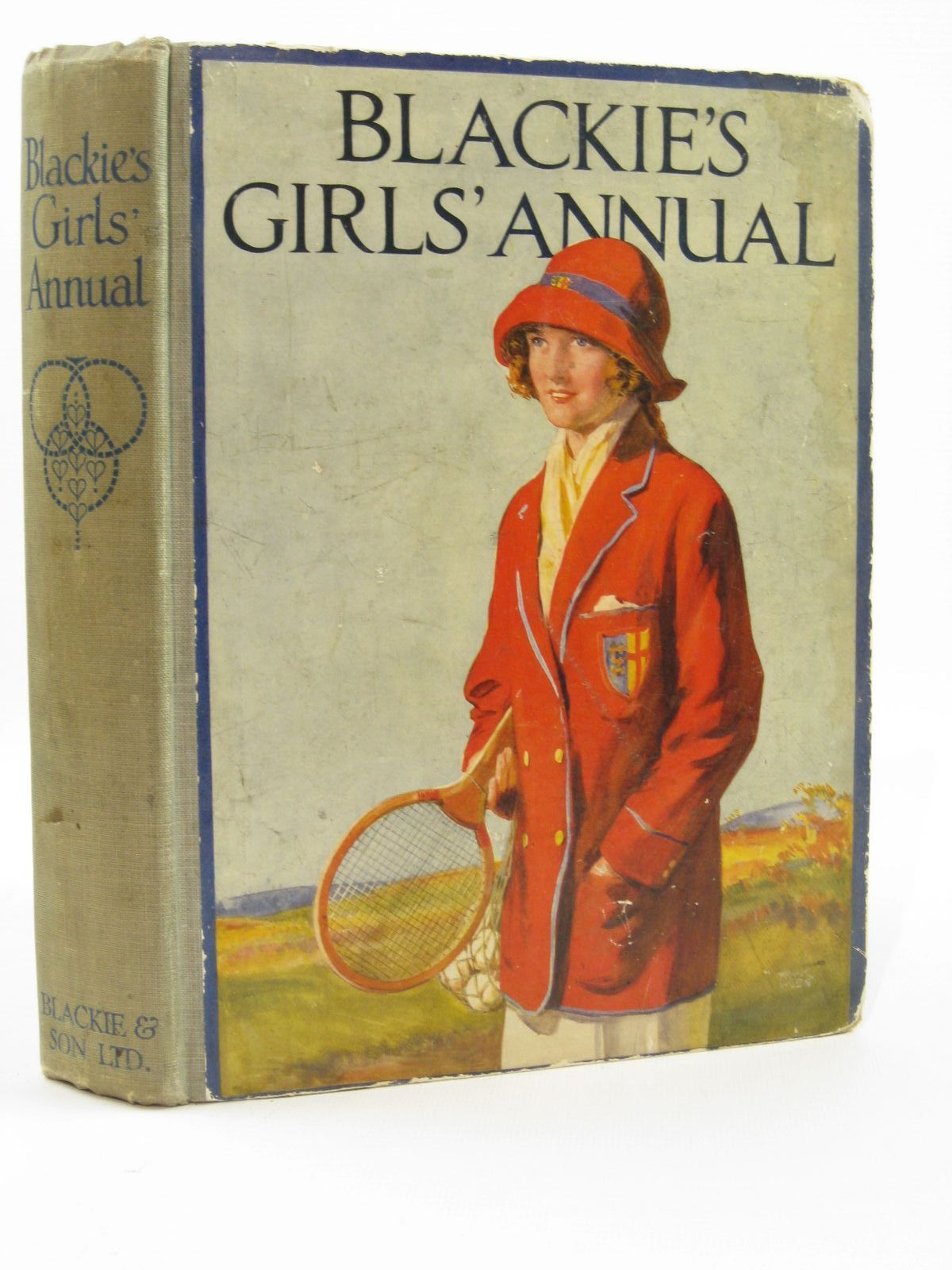 Photo of BLACKIE'S GIRLS' ANNUAL written by Harrison, Florence Talbot, Ethel Brazil, Angela Methley, Violet M. et al, illustrated by Harrison, Florence Reynolds, Warwick Wiles, Frank Brock, C.E. et al., published by Blackie & Son Ltd. (STOCK CODE: 1507661)  for sale by Stella & Rose's Books