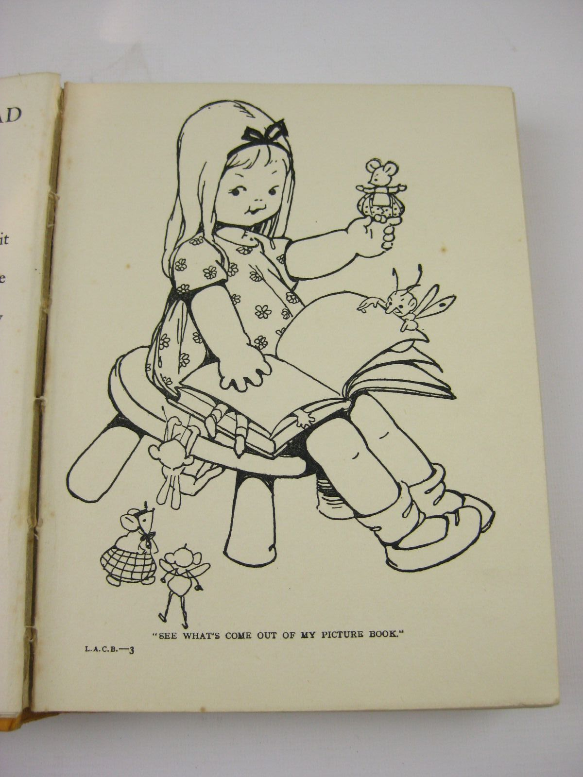 Photo of LUCIE ATTWELL'S CHILDREN'S BOOK written by Attwell, Mabel Lucie Weatherly, Christine Herbertson, Agnes Grozier Lea, John et al, illustrated by Attwell, Mabel Lucie published by S.W. Partridge & Co. (STOCK CODE: 1507693)  for sale by Stella & Rose's Books