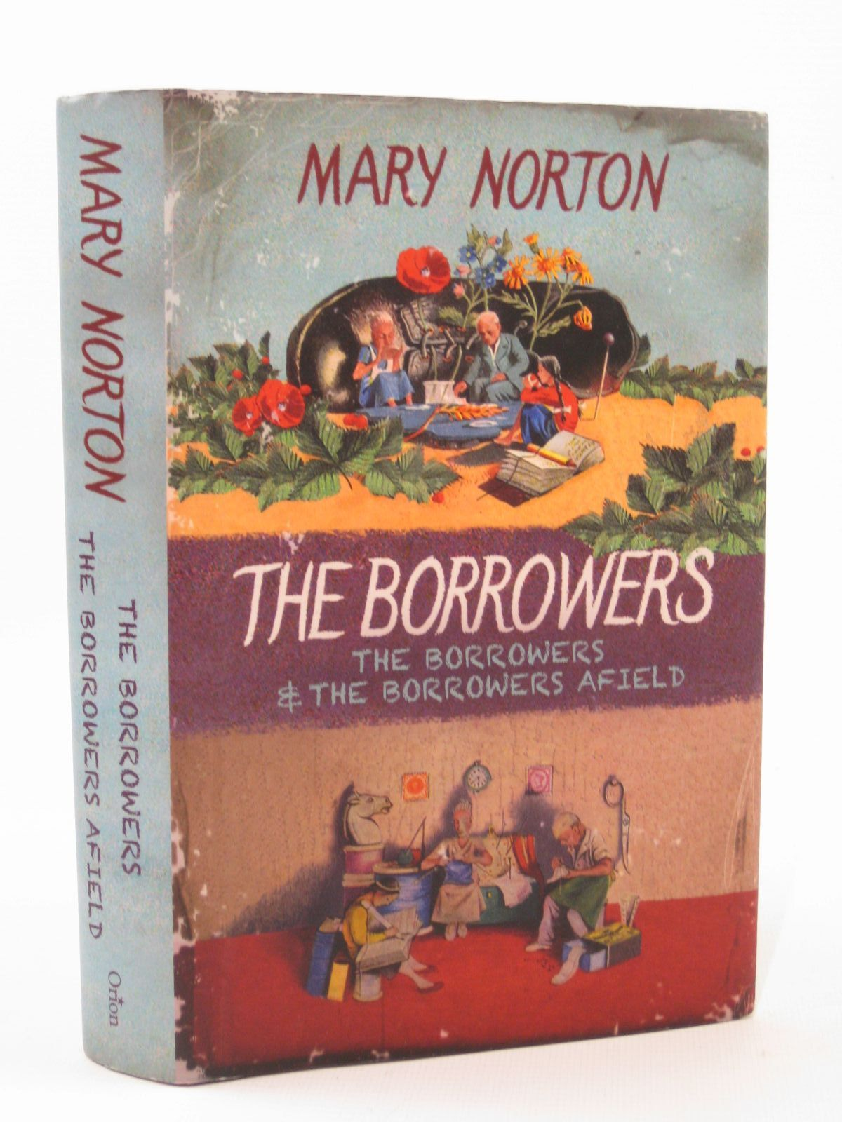 Photo of THE BORROWERS THE BORROWERS AFIELD written by Norton, Mary illustrated by Stanley, Diana published by Orion Children's Books (STOCK CODE: 1507700)  for sale by Stella & Rose's Books