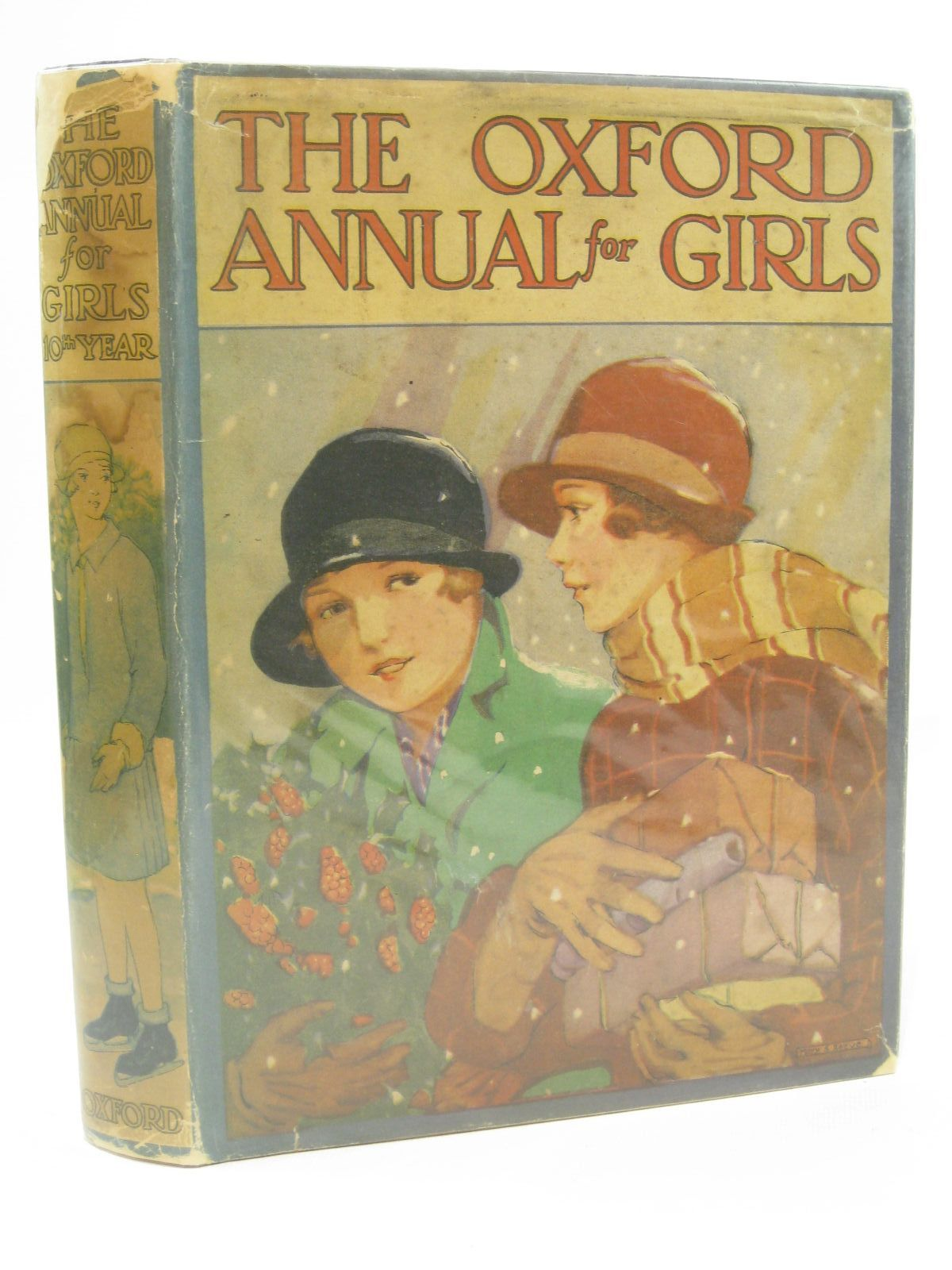 Photo of THE OXFORD ANNUAL FOR GIRLS 10TH YEAR- Stock Number: 1507723