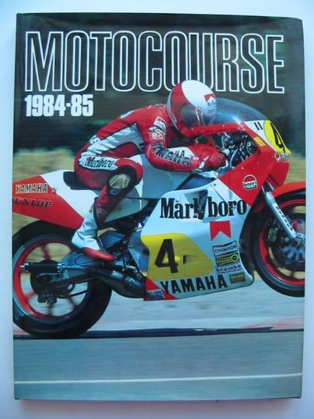 Photo of MOTOCOURSE 1984-85 published by Hazleton Publishing (STOCK CODE: 1601015)  for sale by Stella & Rose's Books