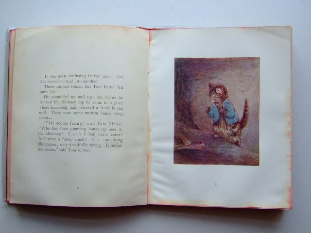 Photo of THE ROLY-POLY PUDDING written by Potter, Beatrix illustrated by Potter, Beatrix published by Frederick Warne & Co. (STOCK CODE: 1601309)  for sale by Stella & Rose's Books