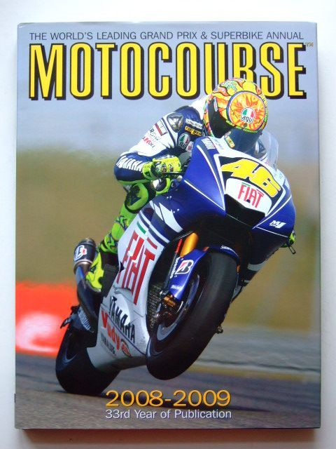 Photo of MOTOCOURSE 2008-2009 published by CMG Publishing (STOCK CODE: 1601339)  for sale by Stella & Rose's Books
