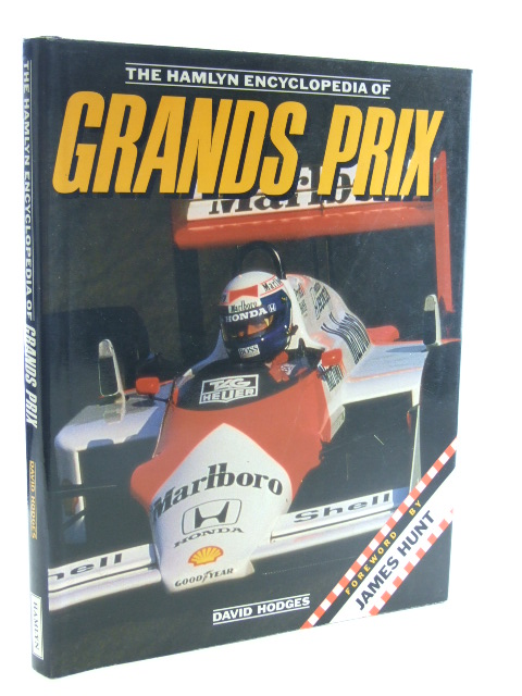 Photo of THE HAMLYN ENCYCLOPEDIA OF GRANDS PRIX written by Hodges, David published by Hamlyn (STOCK CODE: 1602195)  for sale by Stella & Rose's Books