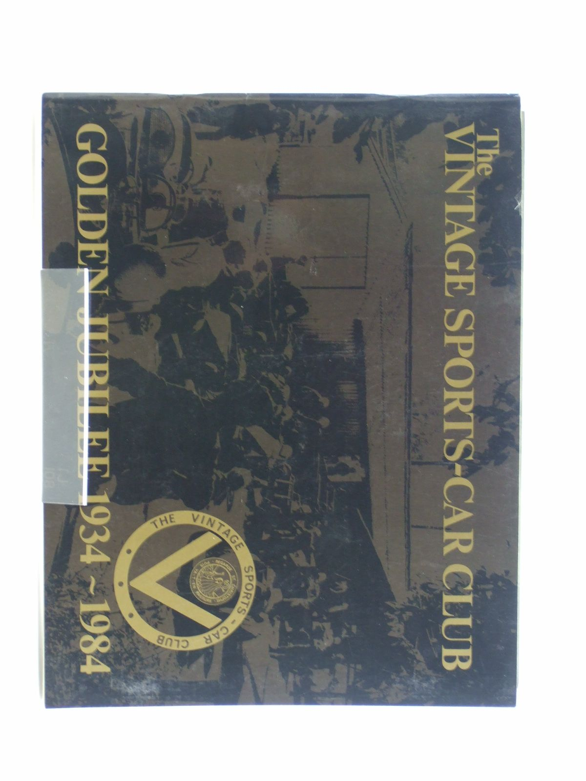 Photo of THE VINTAGE SPORTS-CAR CLUB GOLDEN JUBILEE 1934-1984- Stock Number: 1602713