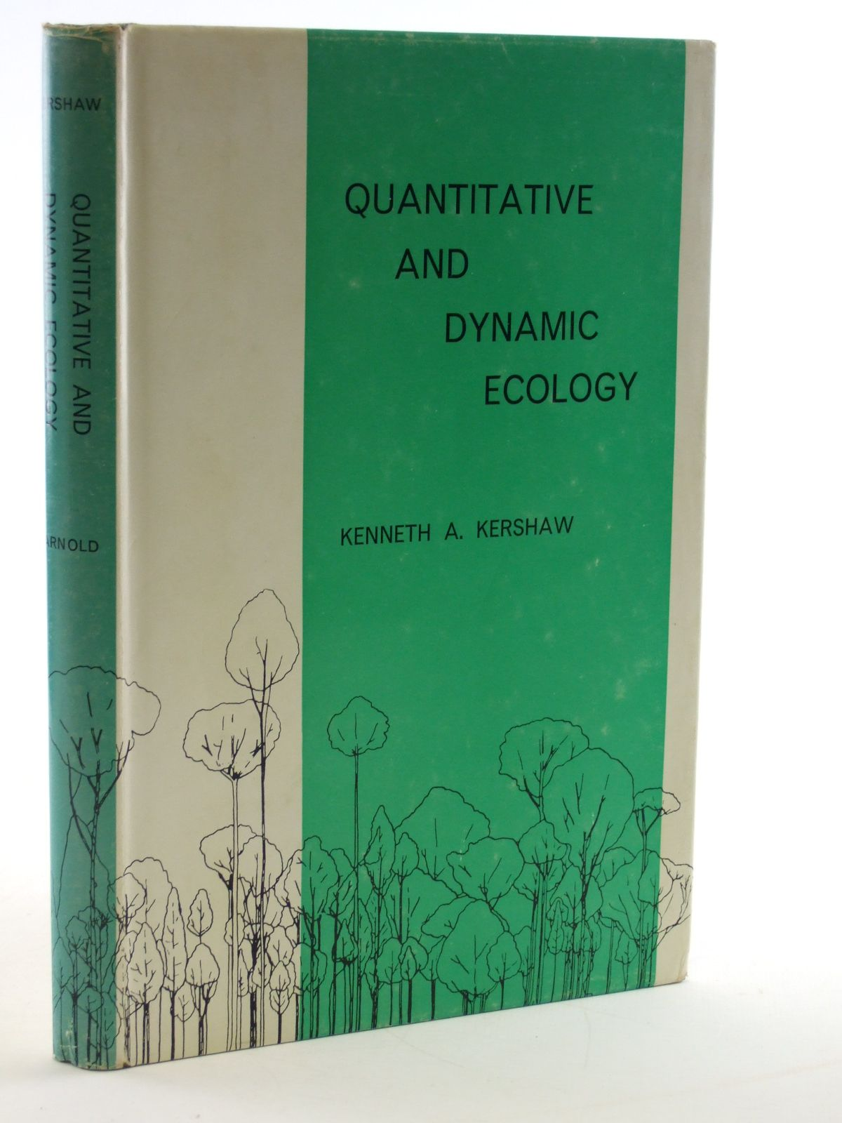Photo of QUANTITATIVE AND DYNAMIC ECOLOGY- Stock Number: 1602939