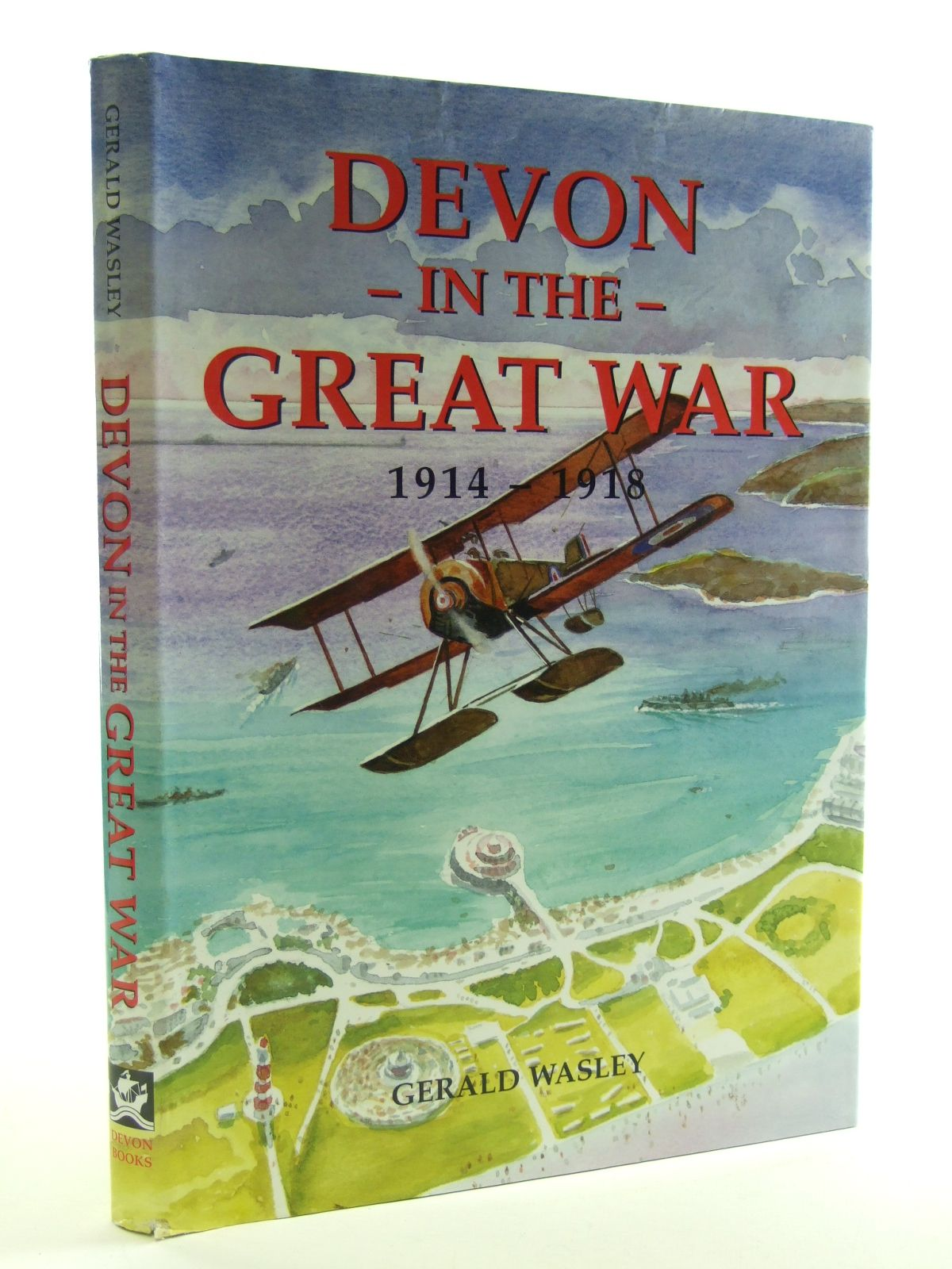 Photo of DEVON IN THE GREAT WAR 1914-1918- Stock Number: 1603072