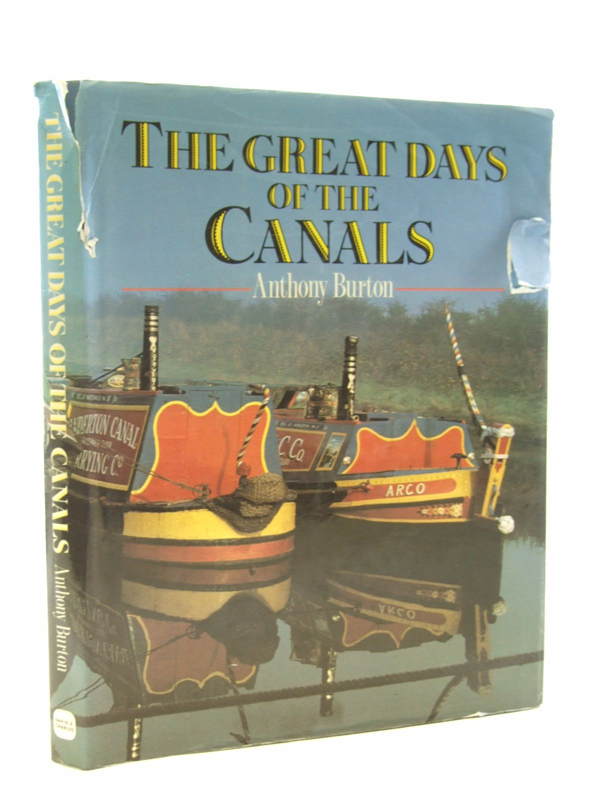 Photo of THE GREAT DAYS OF THE CANALS- Stock Number: 1603401