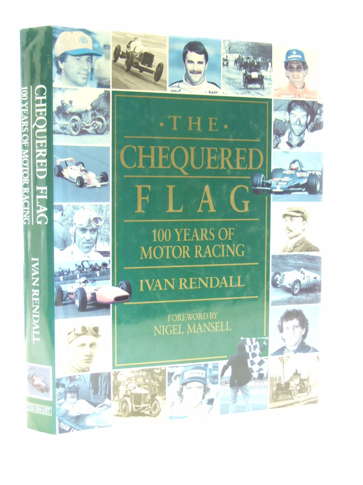 Photo of THE CHEQUERED FLAG written by Rendall, Ivan published by Ted Smart (STOCK CODE: 1603405)  for sale by Stella & Rose's Books