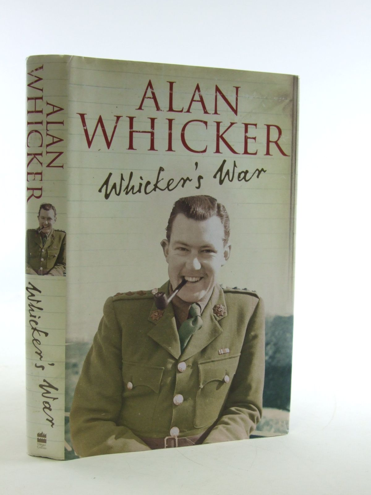 Photo of WHICKER'S WAR written by Whicker, Alan published by Harper Collins (STOCK CODE: 1603642)  for sale by Stella & Rose's Books
