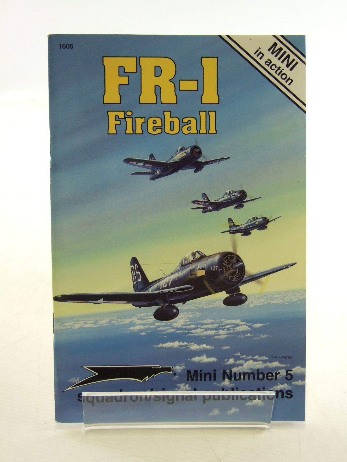 Photo of FR-1 FIREBALL- Stock Number: 1603951
