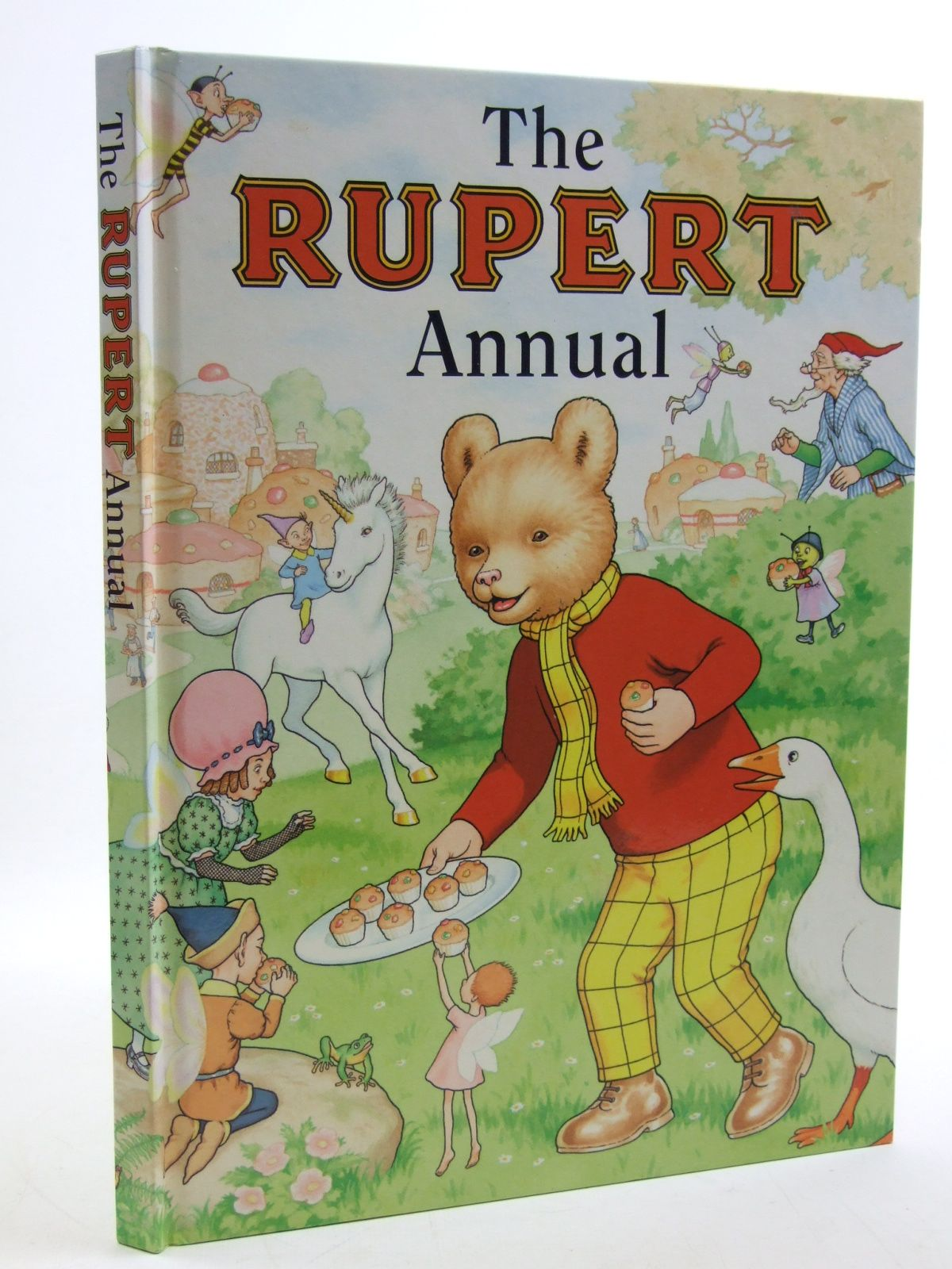 Photo of RUPERT ANNUAL 1998 written by Robinson, Ian illustrated by Harrold, John published by Pedigree Books Limited (STOCK CODE: 1604073)  for sale by Stella & Rose's Books