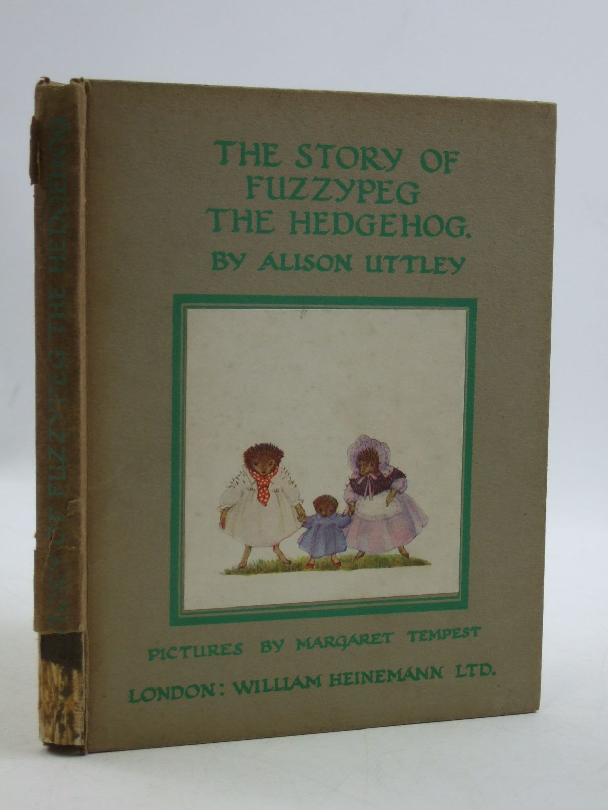 Photo of THE STORY OF FUZZYPEG THE HEDGEHOG- Stock Number: 1604347
