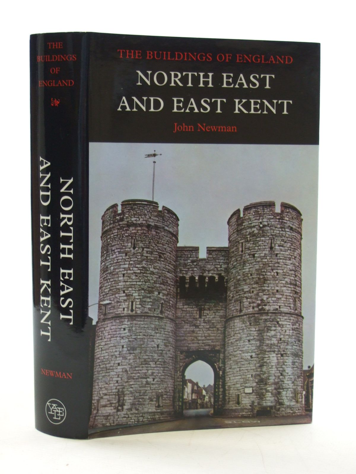 Photo of NORTH EAST AND EAST KENT (BUILDINGS OF ENGLAND) written by Newman, John published by Yale University Press (STOCK CODE: 1604537)  for sale by Stella & Rose's Books