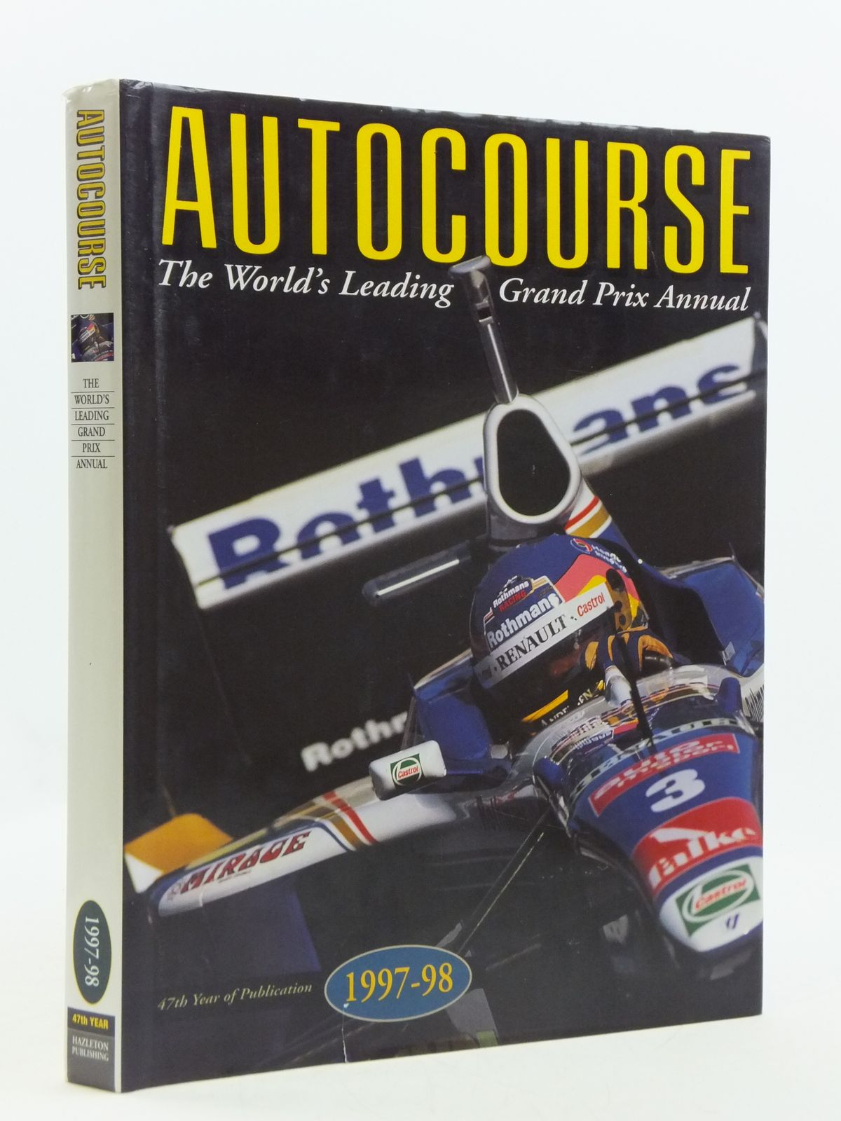 Photo of AUTOCOURSE 1997-1998- Stock Number: 1604609
