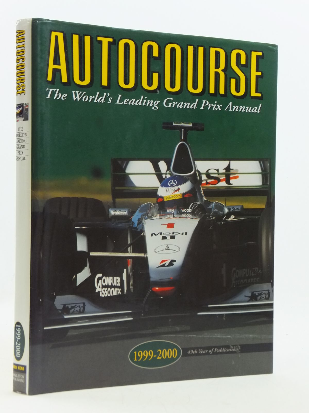 Photo of AUTOCOURSE 1999-2000- Stock Number: 1604611