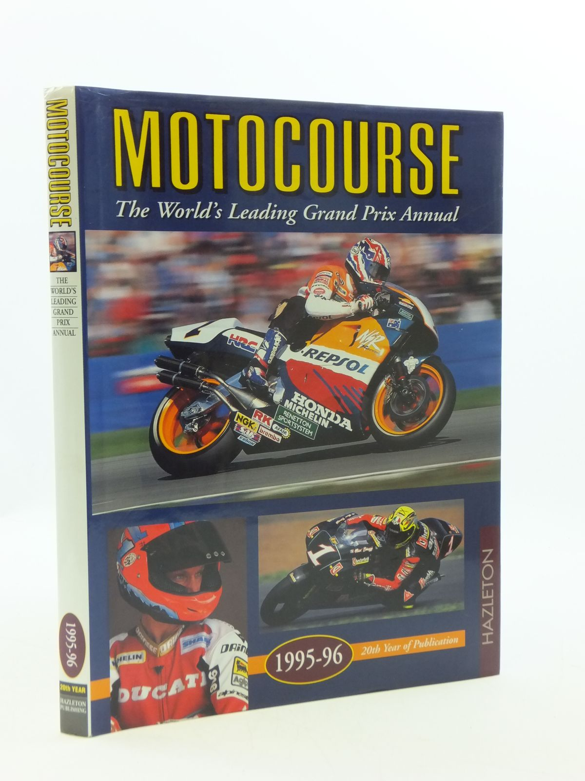 Photo of MOTOCOURSE 1995-96- Stock Number: 1604649
