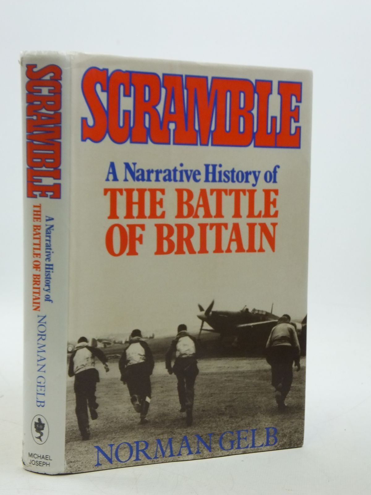 Photo of SCRAMBLE written by Gelb, Norman published by Michael Joseph (STOCK CODE: 1604729)  for sale by Stella & Rose's Books