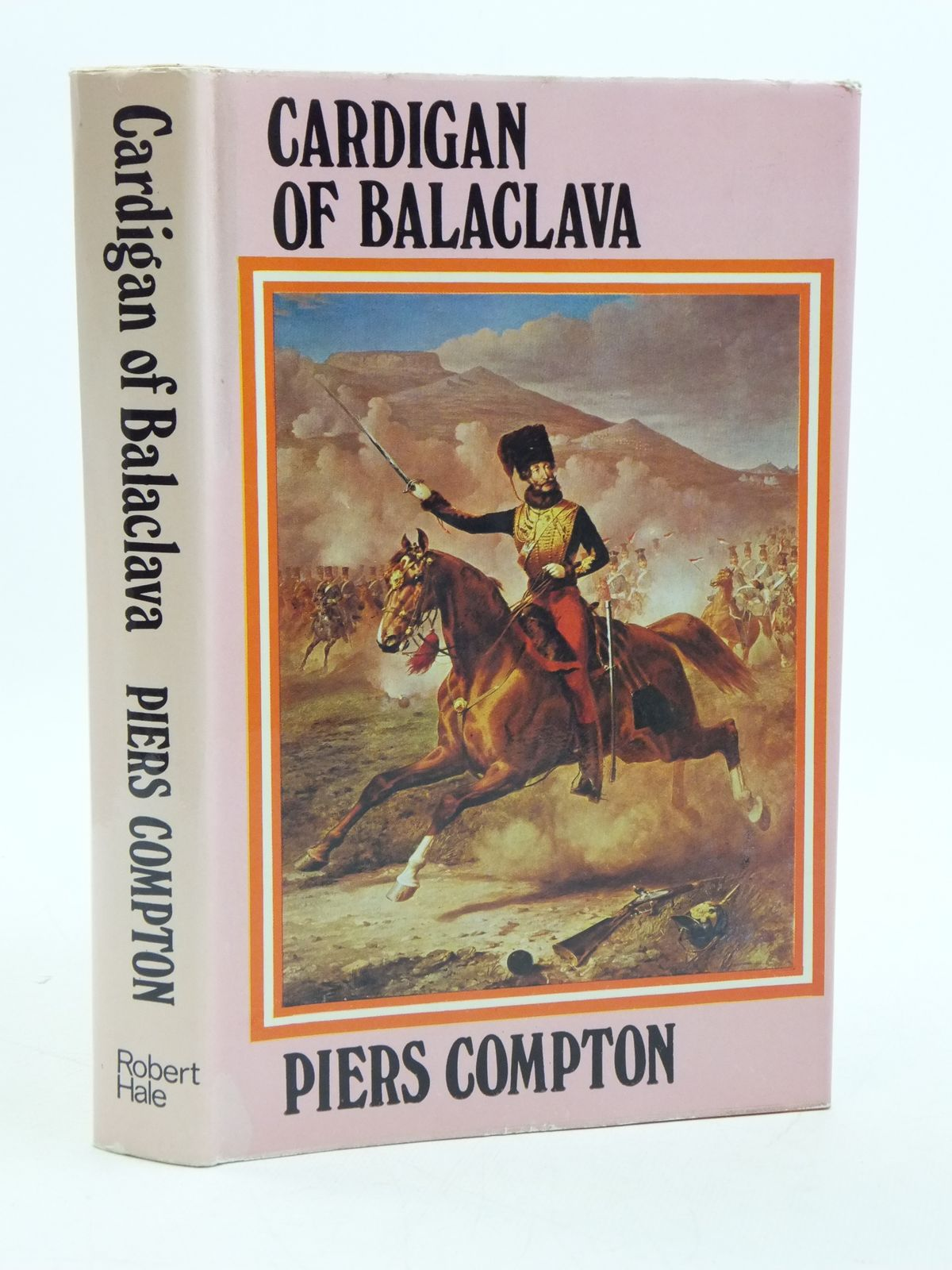 Photo of CARDIGAN OF BALACLAVA written by Compton, Piers published by Robert Hale (STOCK CODE: 1604778)  for sale by Stella & Rose's Books