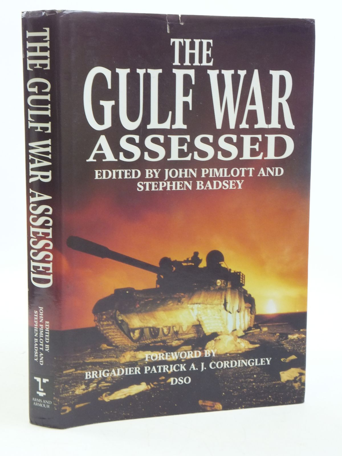 Photo of THE GULF WAR ASSESSED- Stock Number: 1604779