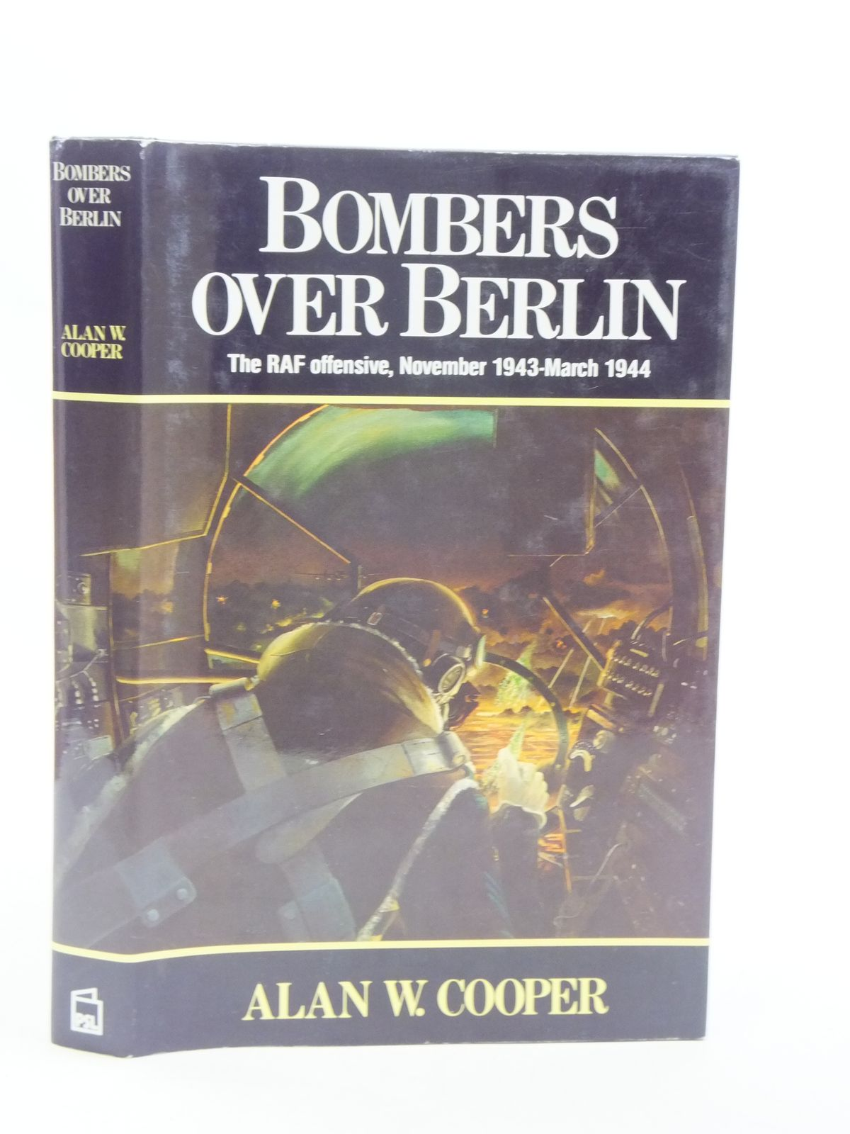 Photo of BOMBERS OVER BERLIN written by Cooper, Alan. W. published by Patrick Stephens Limited (STOCK CODE: 1604963)  for sale by Stella & Rose's Books