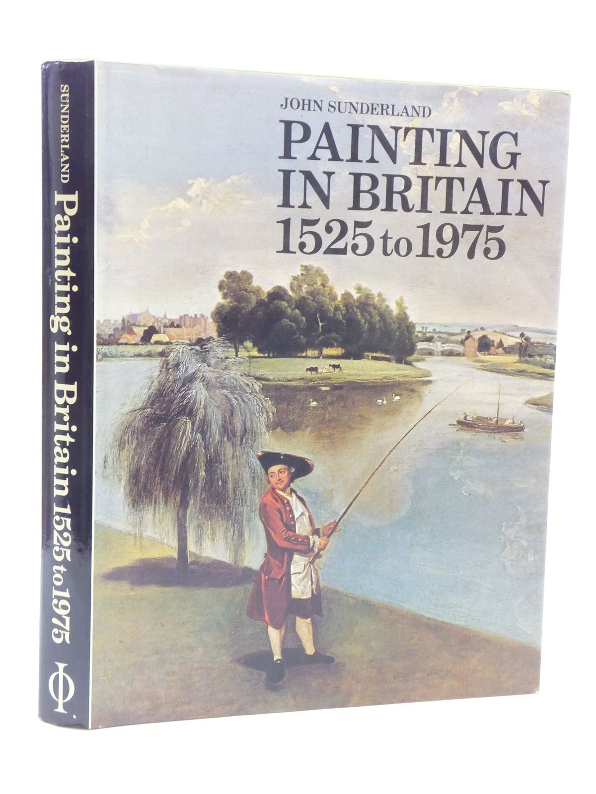 Photo of PAINTING IN BRITAIN 1525 TO 1975 written by Sunderland, John published by Phaidon (STOCK CODE: 1604969)  for sale by Stella & Rose's Books