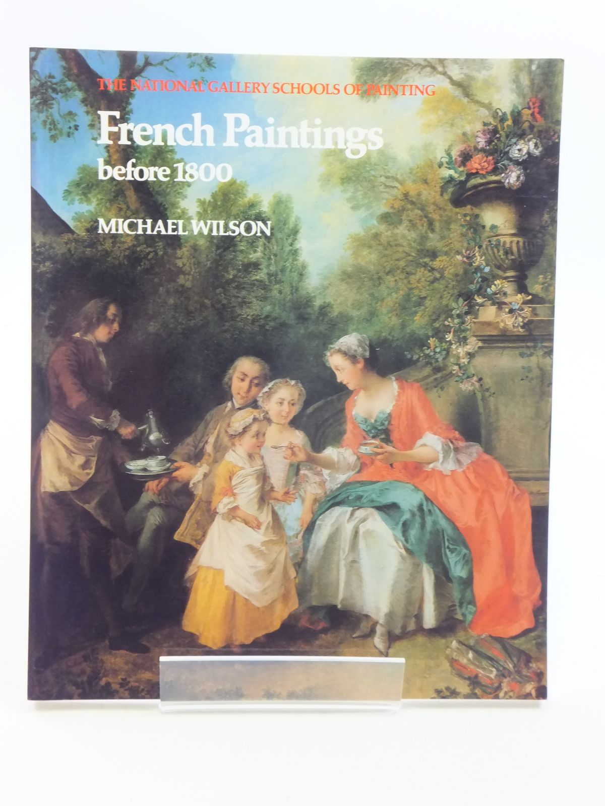 Photo of FRENCH PAINTINGS BEFORE 1800- Stock Number: 1604971