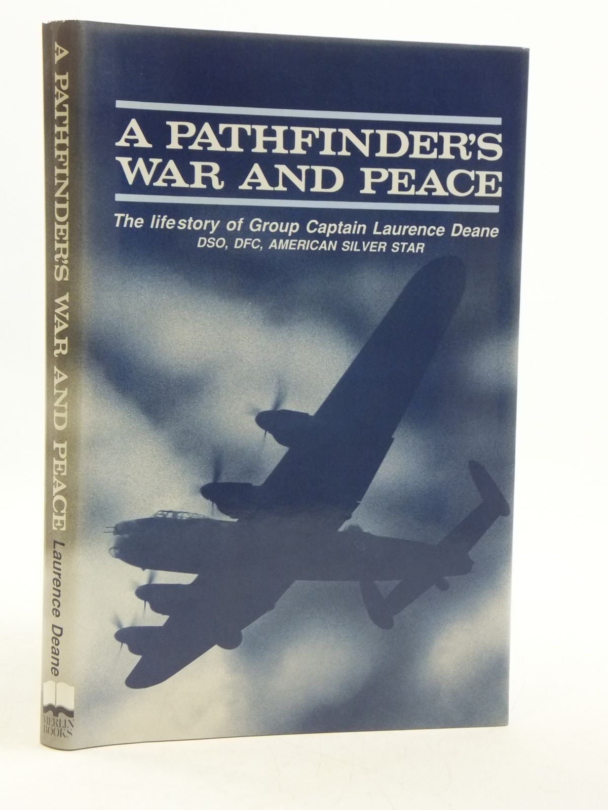 Photo of A PATHFINDER'S WAR AND PEACE written by Deane, Laurence published by Merlin Books Ltd. (STOCK CODE: 1604993)  for sale by Stella & Rose's Books