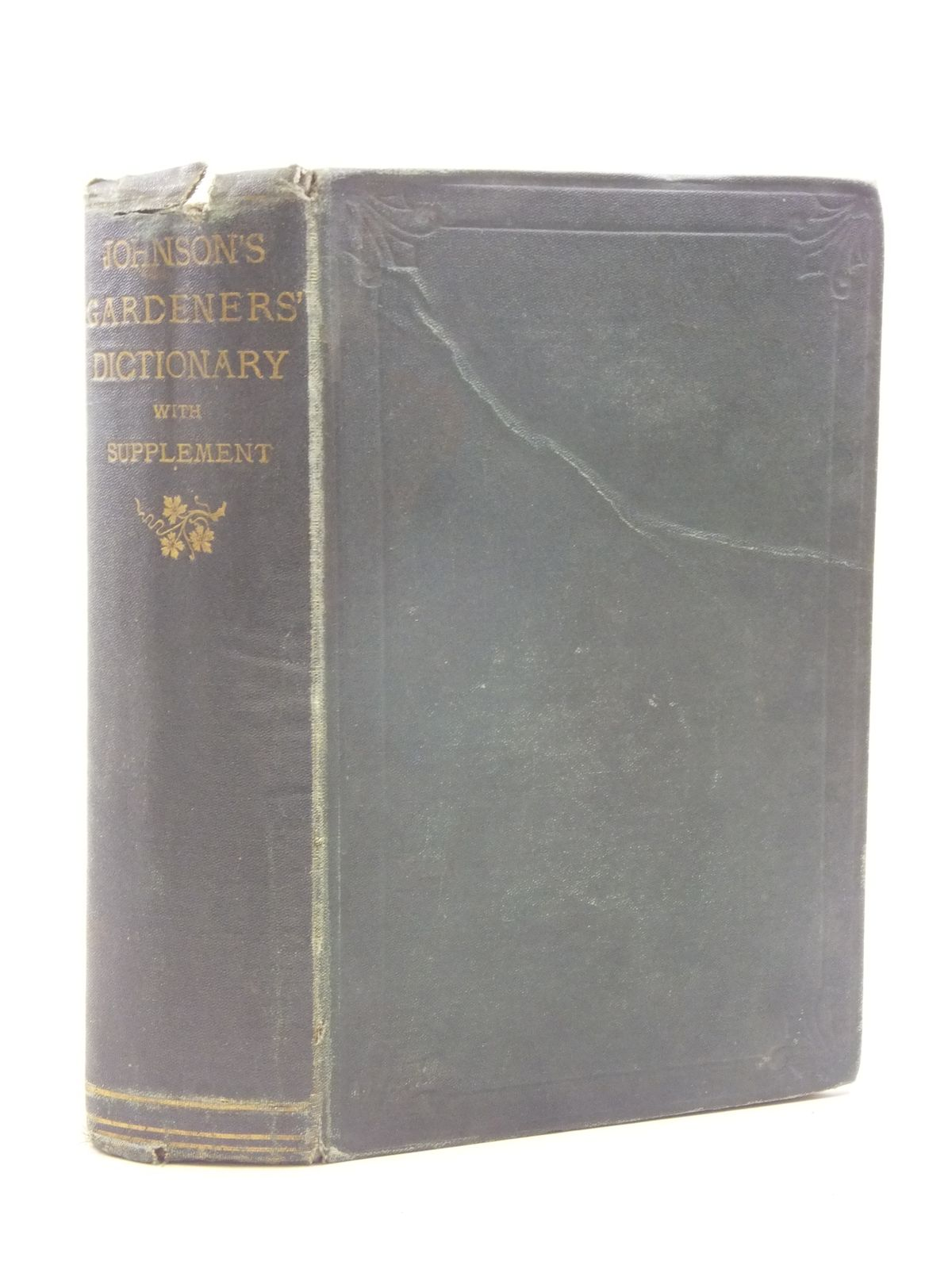Photo of THE GARDENERS' DICTIONARY- Stock Number: 1605029
