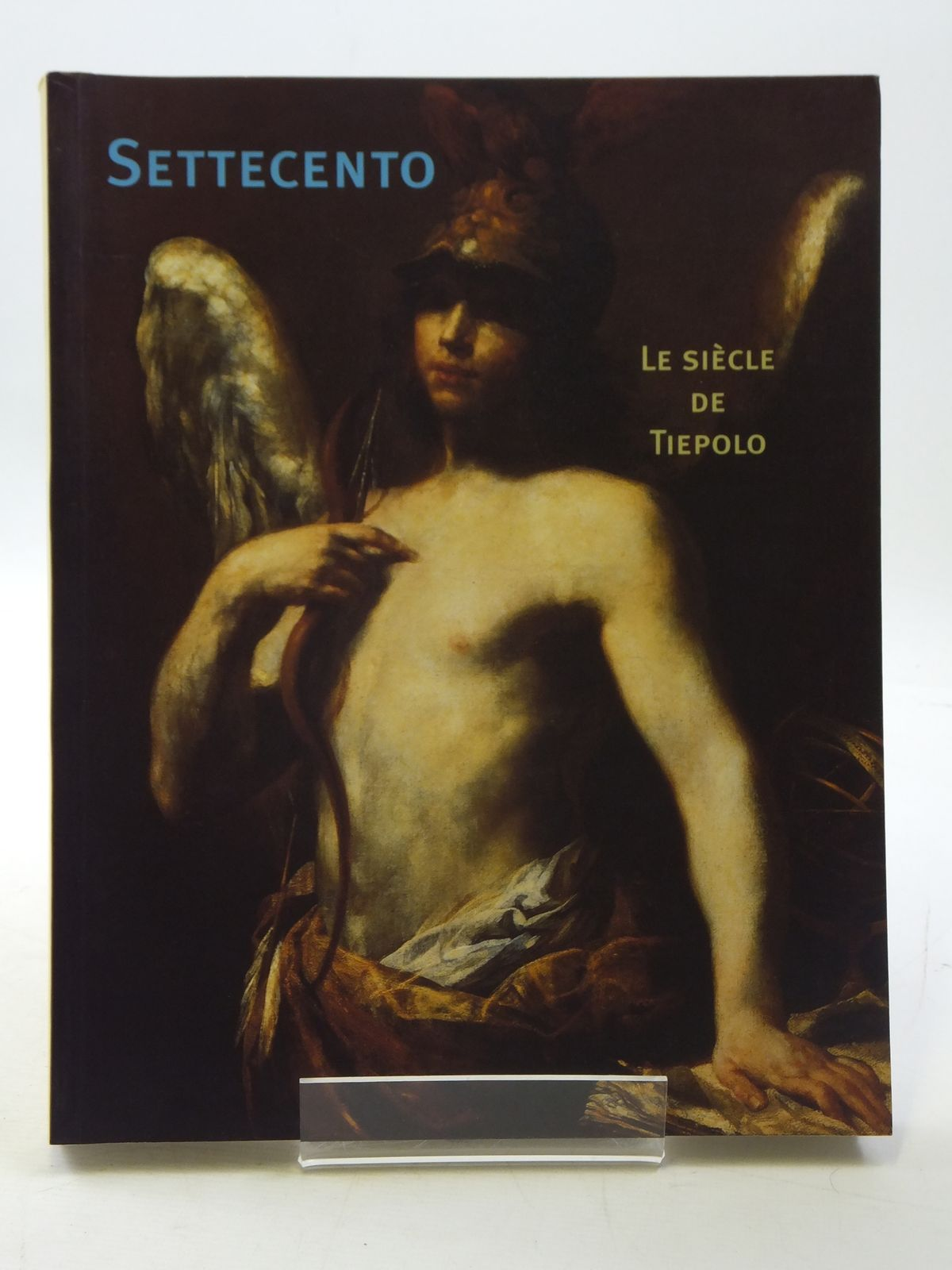 Photo of SETTECENTO LE SIECLE DE TIEPOLO published by Reunion Des Musees Nationaux (STOCK CODE: 1605040)  for sale by Stella & Rose's Books