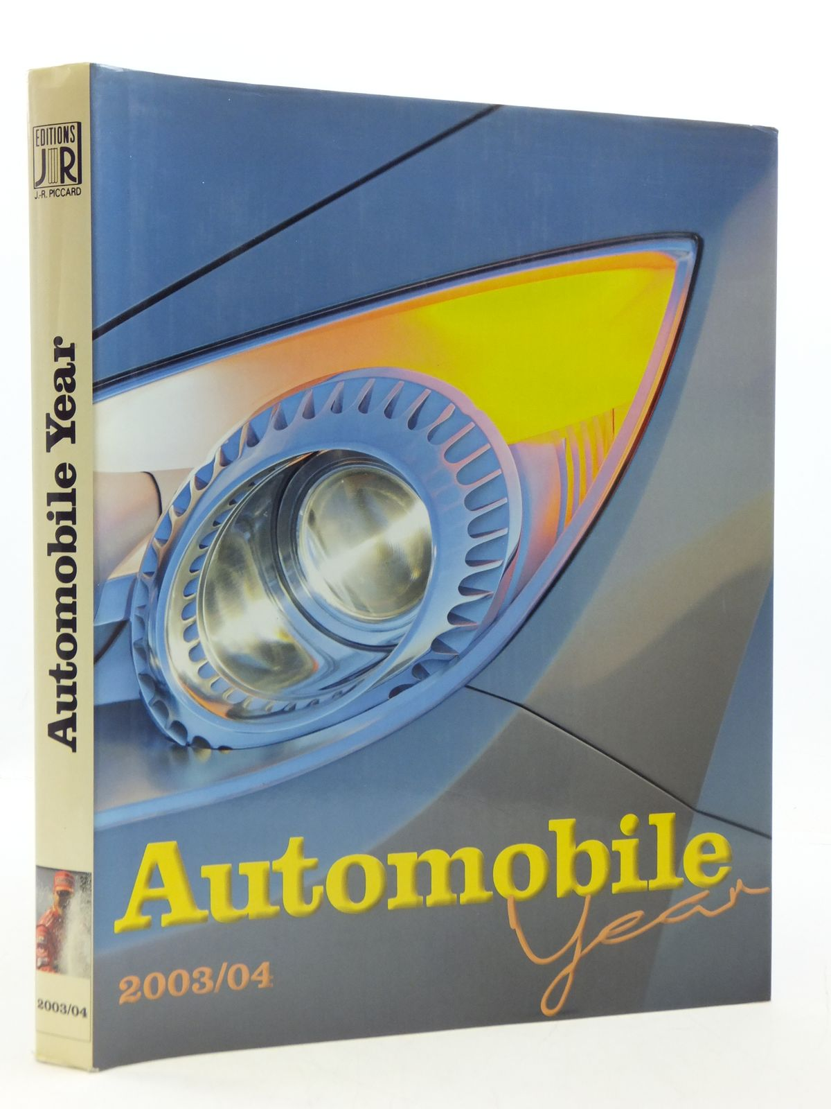 Photo of AUTOMOBILE YEAR  51 2003/2004 published by Editions Jr (STOCK CODE: 1605116)  for sale by Stella & Rose's Books