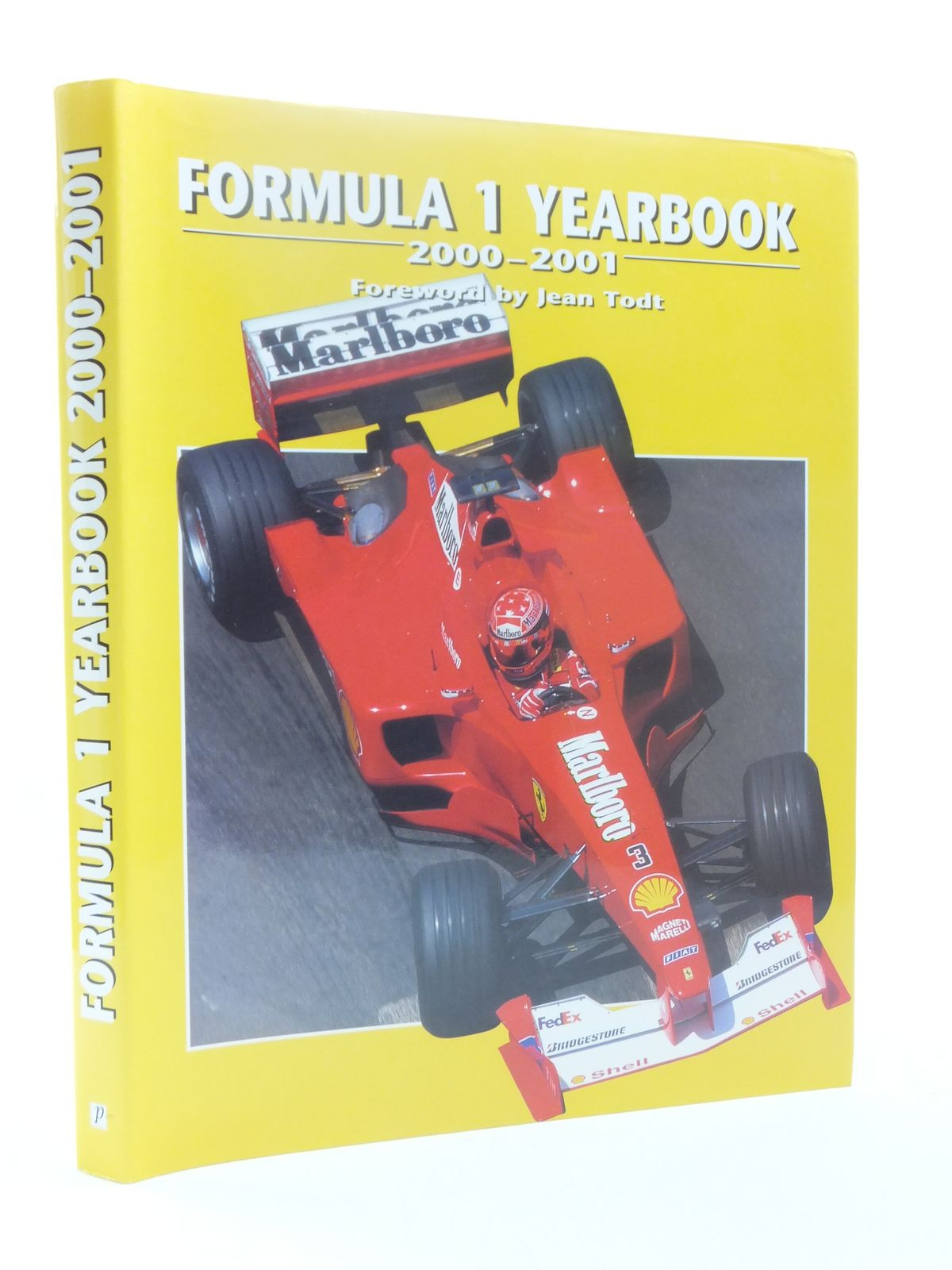 Photo of FORMULA 1 YEARBOOK 2000-2001- Stock Number: 1605182