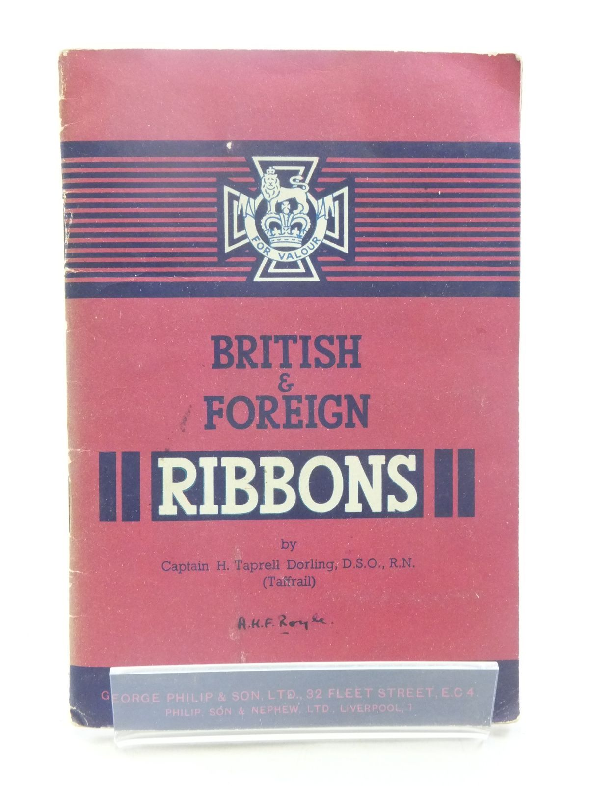 Photo of BRITISH AND FOREIGN RIBBONS- Stock Number: 1605238