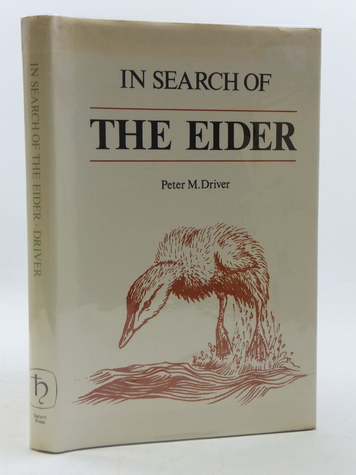 Photo of IN SEARCH OF THE EIDER written by Driver, Peter M. illustrated by Bygott, David published by The Saturn Press (STOCK CODE: 1605299)  for sale by Stella & Rose's Books
