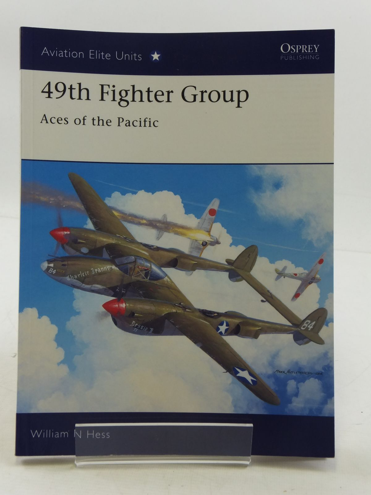 Photo of 49TH FIGHTER GROUP ACES OF THE PACIFIC written by Hess, William N. published by Osprey Publishing (STOCK CODE: 1605323)  for sale by Stella & Rose's Books