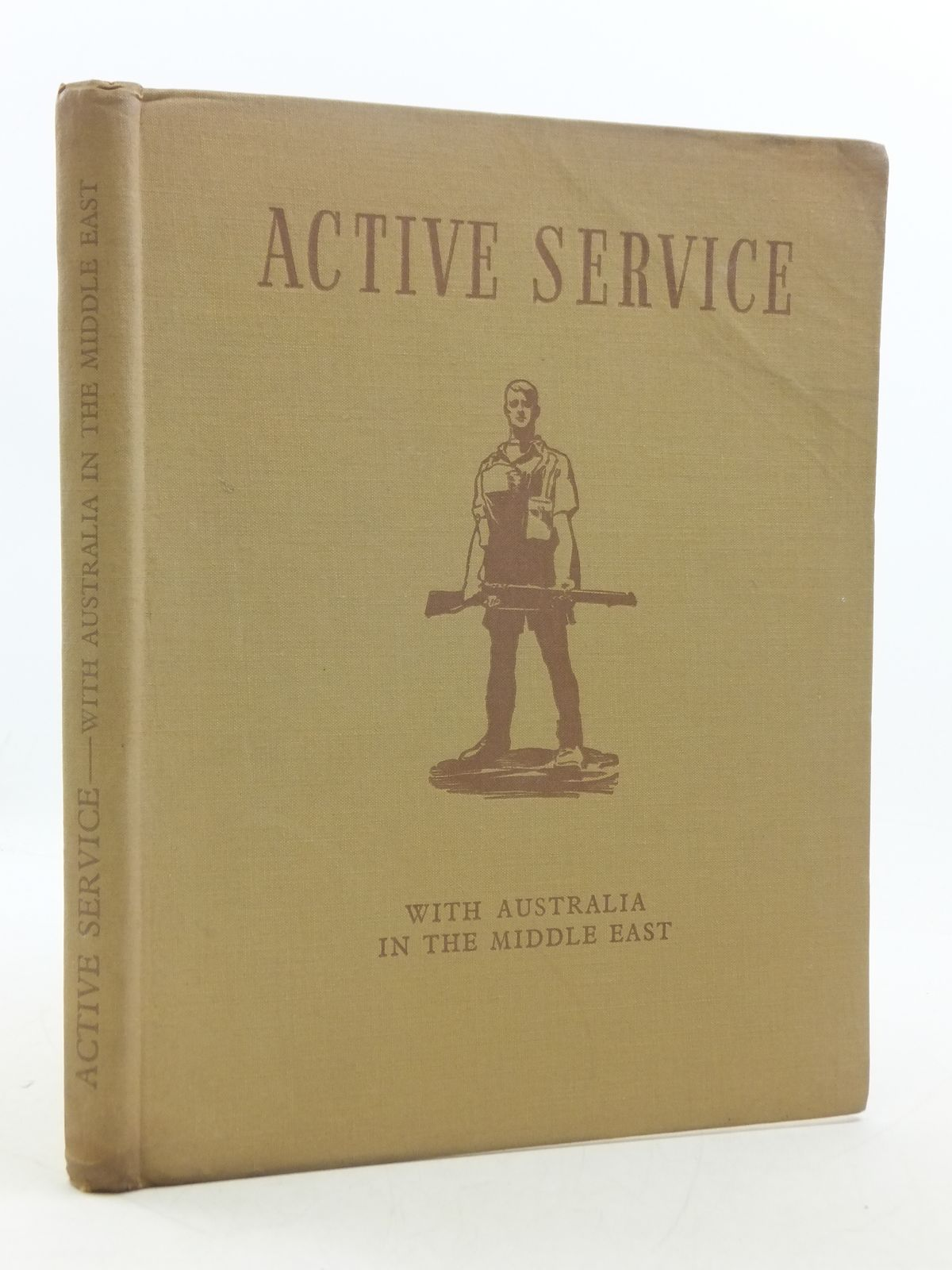 Photo of ACTIVE SERVICE published by The Board Of Management Of The Australian War Memorial (STOCK CODE: 1605334)  for sale by Stella & Rose's Books