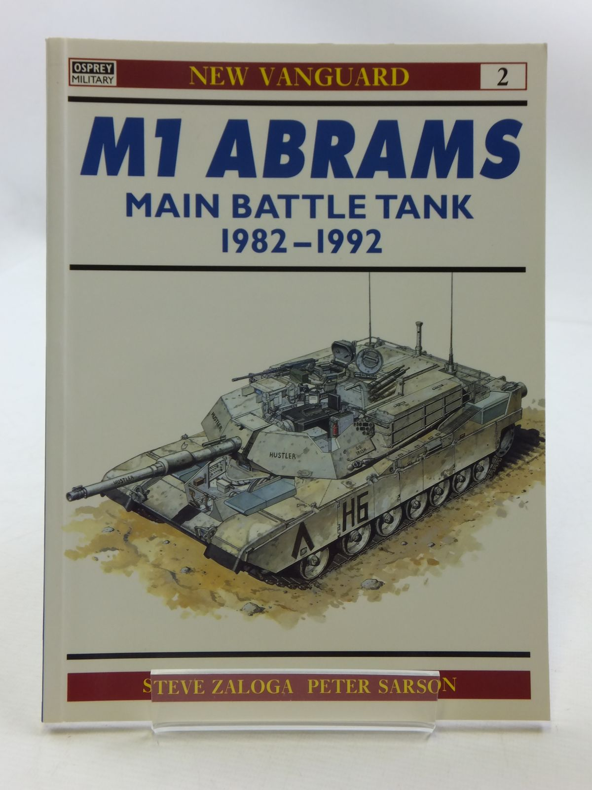 Photo of M1 ABRAMS MAIN BATTLE TANK 1982-1992- Stock Number: 1605401