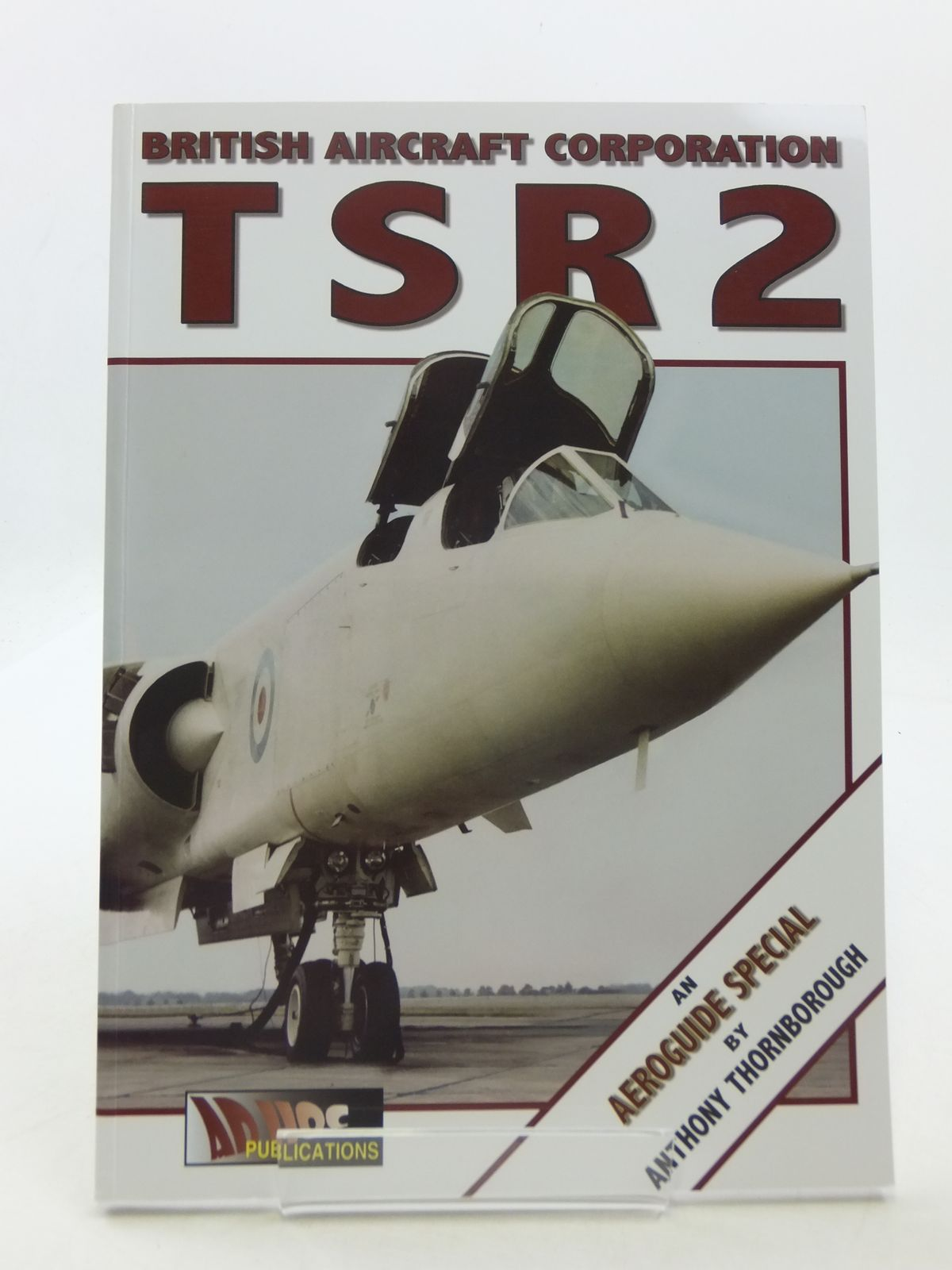 Photo of BRITISH AIRCRAFT CORPORATION TSR2- Stock Number: 1605423