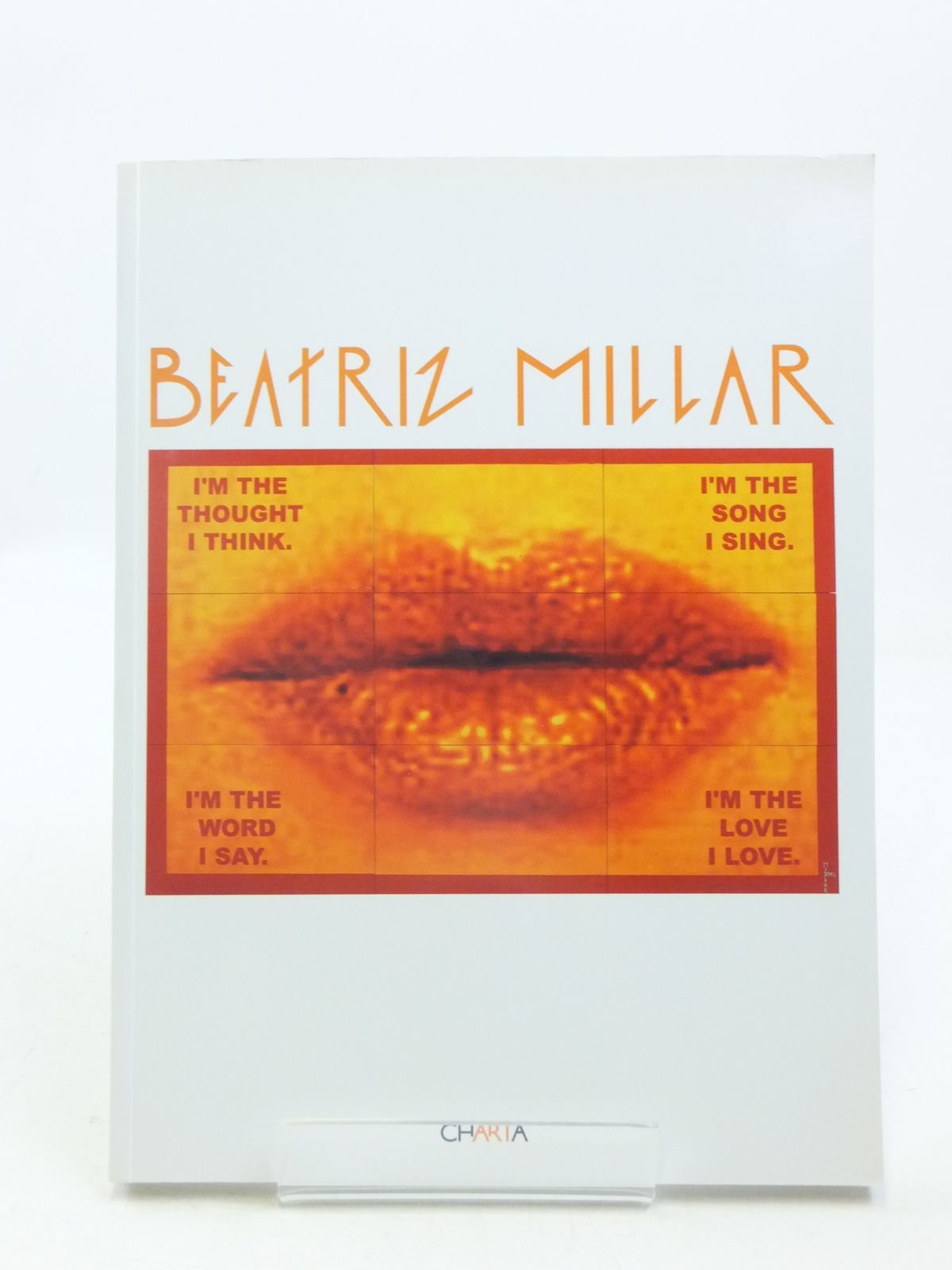 Photo of BEATRIZ MILLAR written by Belli, Gabriella published by Charta (STOCK CODE: 1605495)  for sale by Stella & Rose's Books