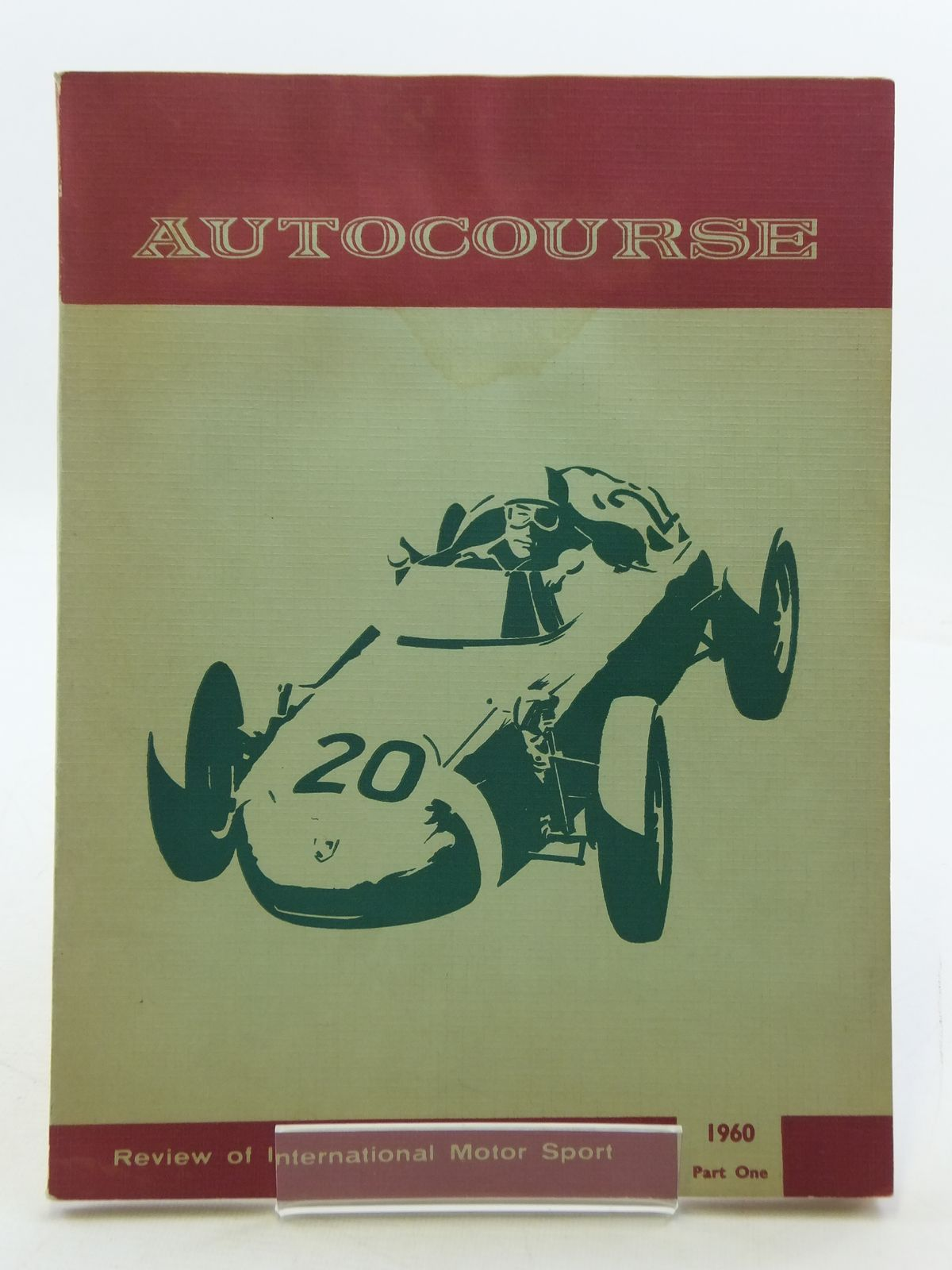 Photo of AUTOCOURSE 1960 PART ONE- Stock Number: 1605632