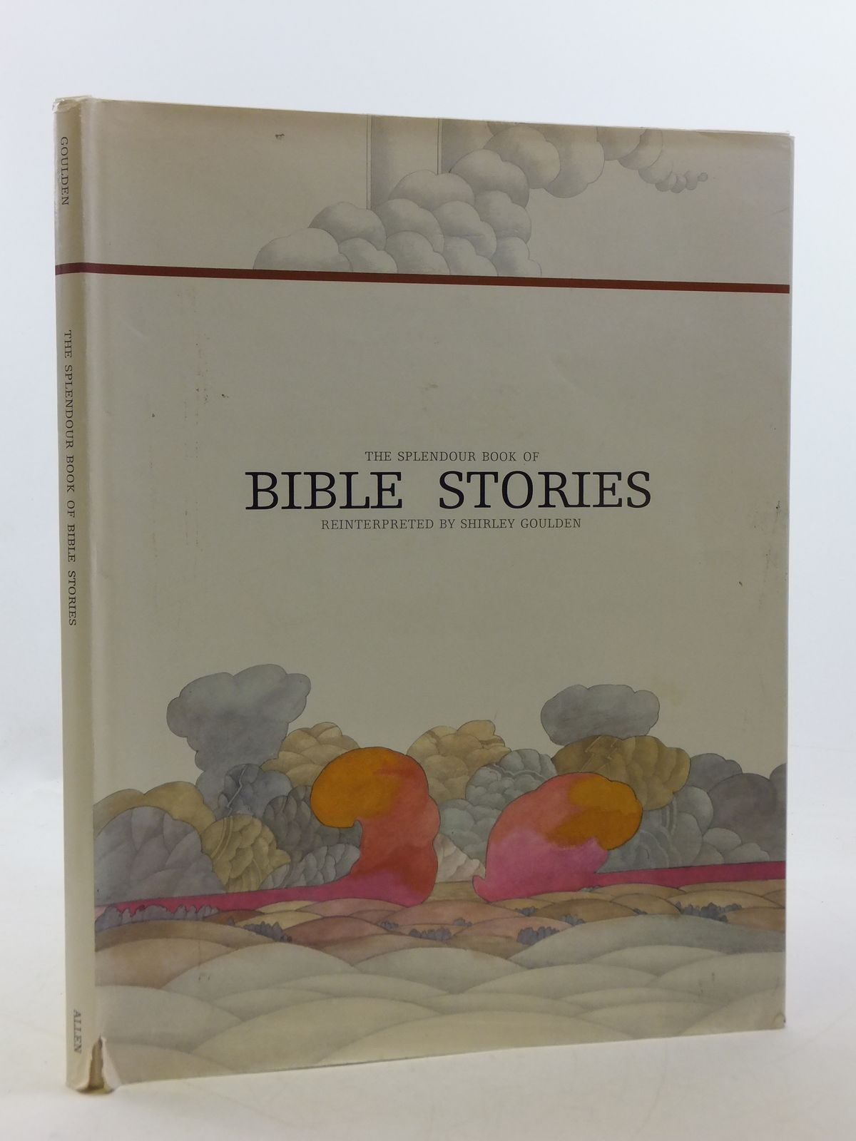 Photo of THE SPLENDOUR BOOK OF BIBLE STORIES written by Goulden, Shirley illustrated by Claveloux, Nicole Lasalle, Charles-Louis Perrouin, Jean-Claude published by W.H. Allen & Co (STOCK CODE: 1605651)  for sale by Stella & Rose's Books