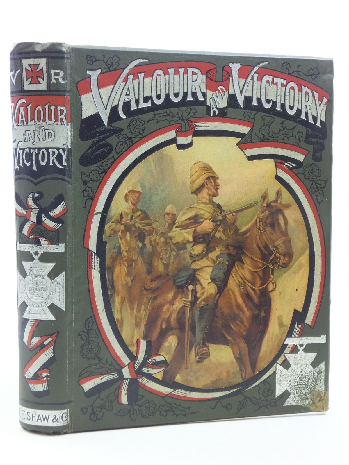 Photo of VALOUR AND VICTORY- Stock Number: 1605694