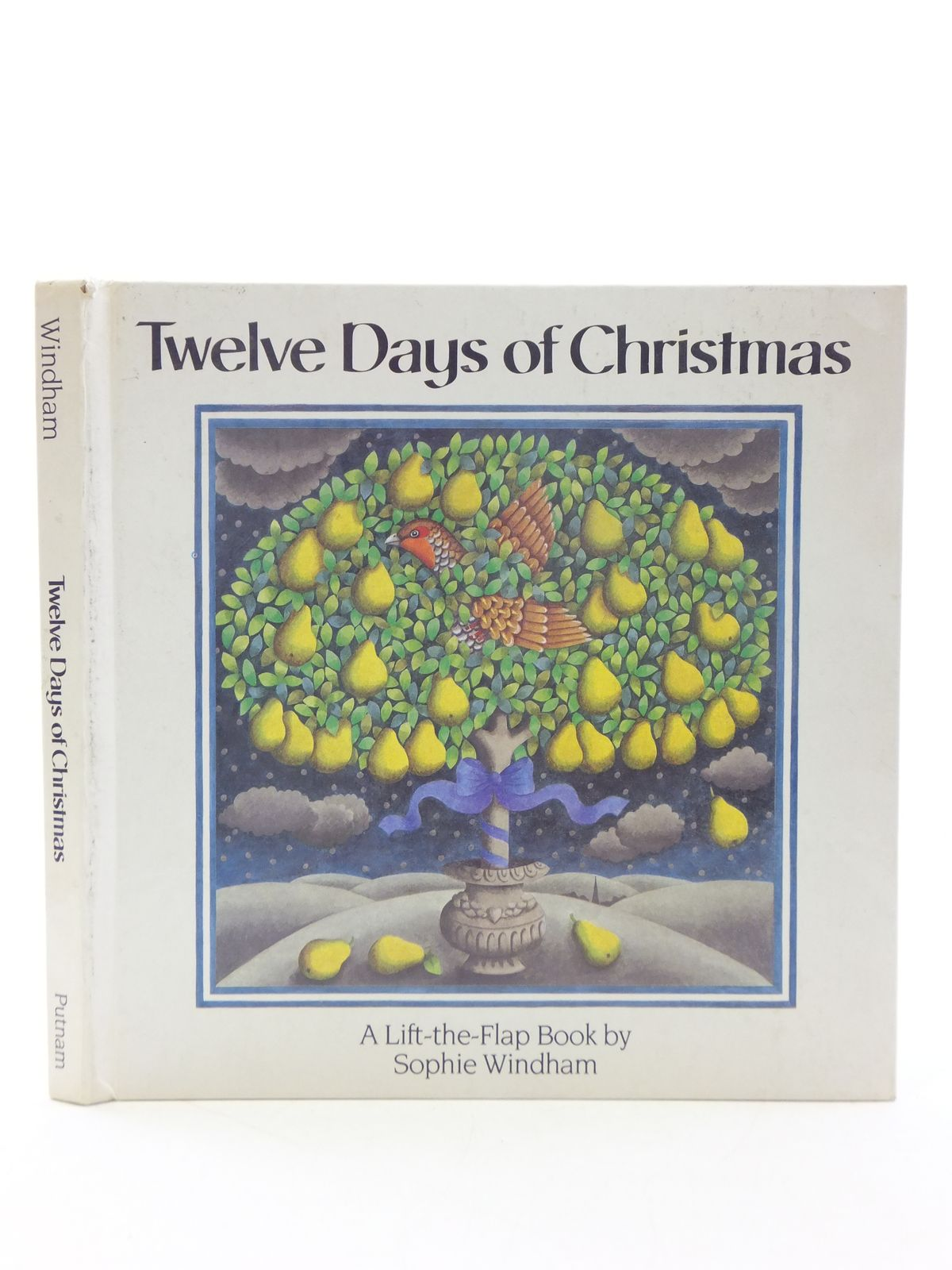 Photo of THE TWELVE DAYS OF CHRISTMAS written by Windham, Sophie illustrated by Windham, Sophie published by G.P. Putnam's Sons (STOCK CODE: 1605760)  for sale by Stella & Rose's Books