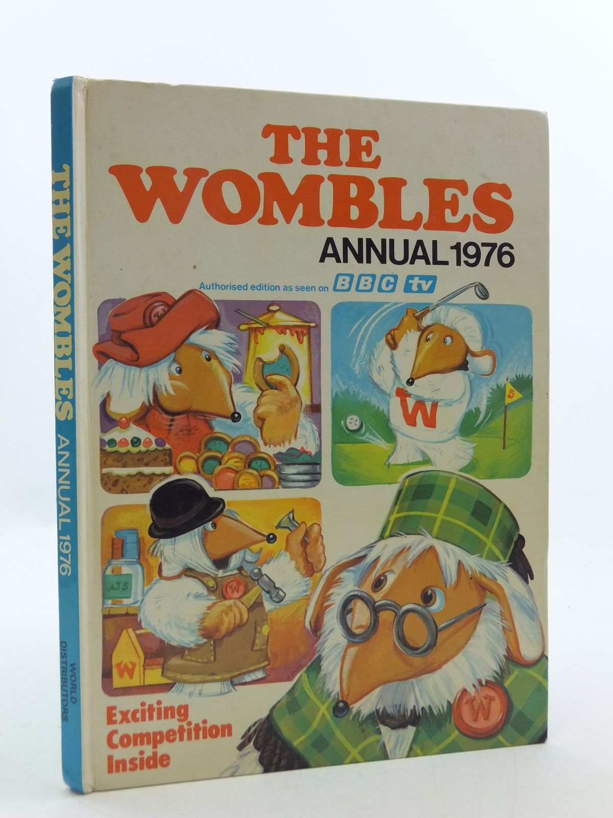 Photo of THE WOMBLES ANNUAL 1976- Stock Number: 1605785